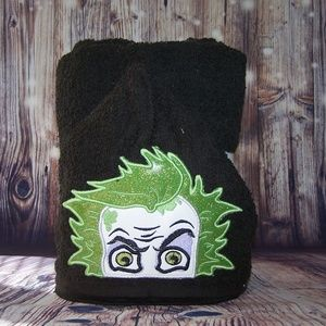 Other - Beetlejuice Hooded Bath Towel